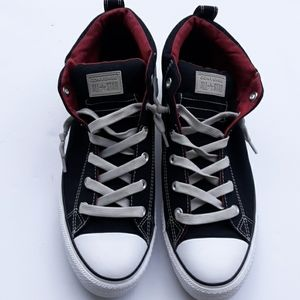 Converse Chuck Taylor Street Mid Shoes Mn11 Wmn13
